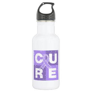 CURE Rett Syndrome Cube 532 Ml Water Bottle