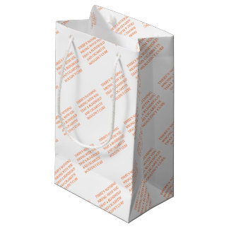 CURE SMALL GIFT BAG