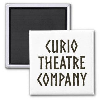 Curio Theatre Magnet