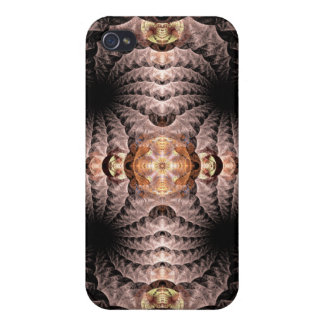 Curiosity Fractal iPhone 4/4S Cover