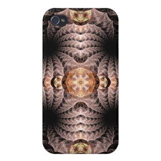 Curiosity Fractal iPhone 4/4S Cover