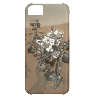 Curiosity on Mars iPhone 5C Case