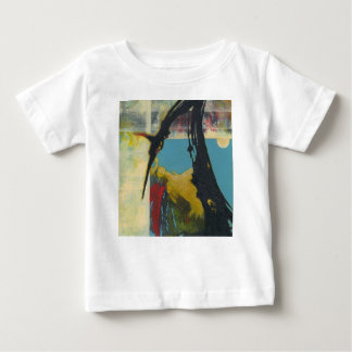 Curiosity the abstract dragon baby T-Shirt