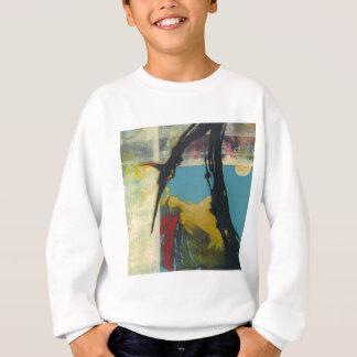 Curiosity the abstract dragon sweatshirt