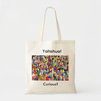 Curious about Yahshua Re-usable Bag