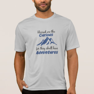 Curious Adventure Funny T-Shirt