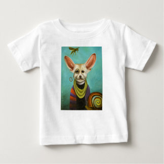 Curious As A Fox Baby T-Shirt