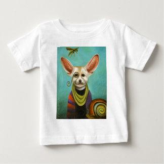 Curious As A Fox Baby T-Shirt