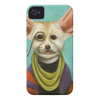 Curious As A Fox Case-Mate iPhone 4 Cases