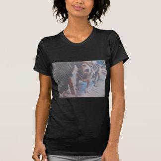 Curious Beagle T-Shirt