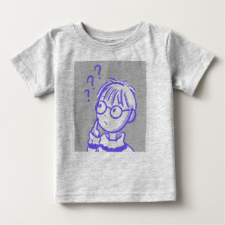 Curious Boy T-Shirt Baby