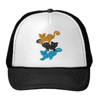 Curious Cat Trucker Hat