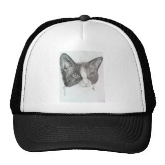 Curious Cat Hat