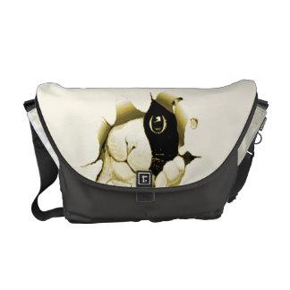 Curious Cat Commuter Bag