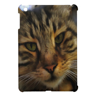Curious Cat Cover For The iPad Mini