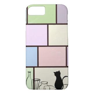 Curious cat iPhone case