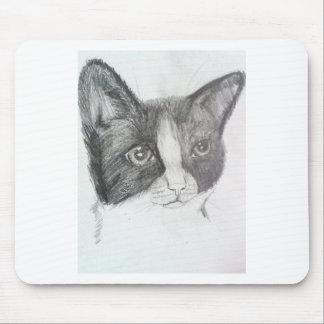 Curious Cat Mousepad
