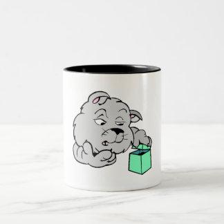 Curious Cat Mugs