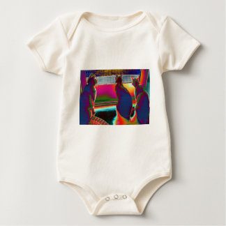 Curious Cats Baby Bodysuit