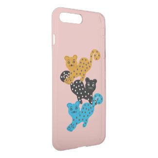 Curious Cats iPhone7 Plus Deflector Case