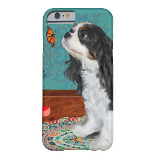 Curious Cavalier Barely There iPhone 6 Case
