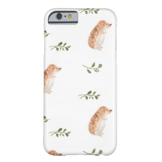 Curious Hedgehogs Barely There iPhone 6 Case
