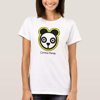 Curious Panda T-Shirt