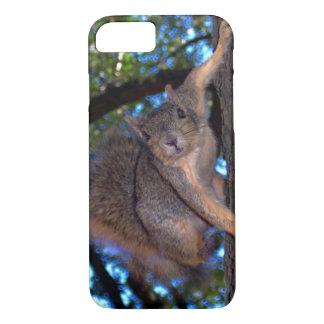 Curious Squirrel iPhone 7 Case