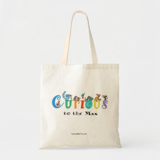 Curious to the Max tote