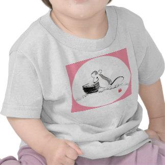 Curiouse Mouse - Toddler T-shirt.