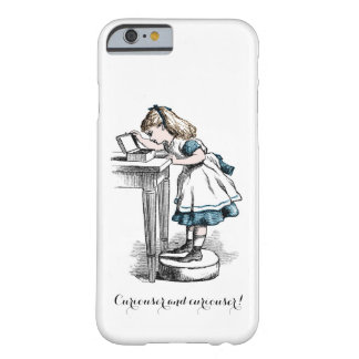 Curiouser and curiouser! barely there iPhone 6 case