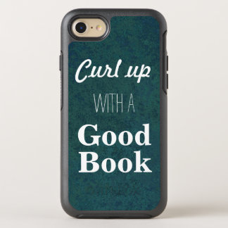 Curl Up with a Good Book OtterBox Symmetry iPhone 7 Case