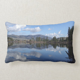 Curlew Lake Throw Pillow