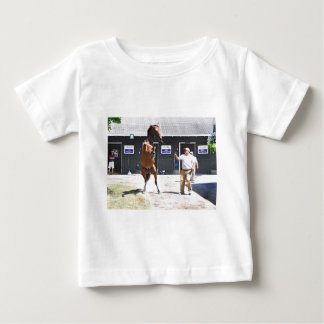 Curlin - Dyning Out Hip #13 Baby T-Shirt
