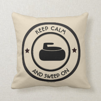 Curling Cushion
