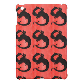 Curling Dragon Case For The iPad Mini