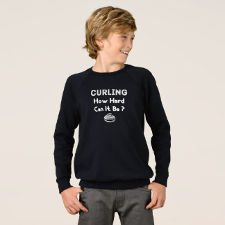 Curling, How Hard Can It Be? T-Shirt