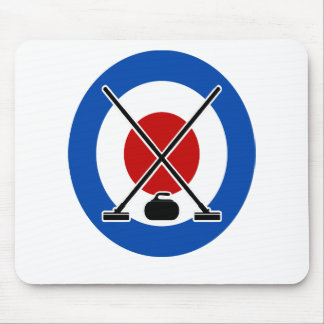 Curling Is Cool Day - Appreciation Day Mouse Pad