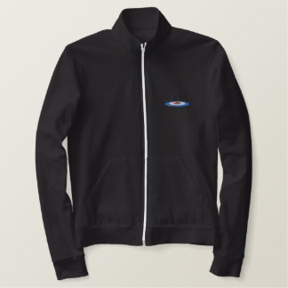 Curling Logo Embroidered Jackets