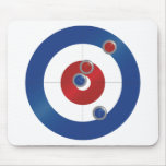 Curling rings mouse pads