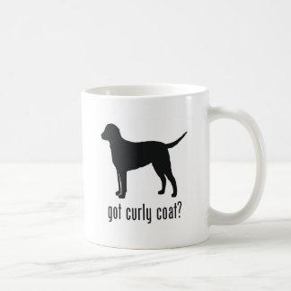 Curly-Coated Retriever Coffee Mug