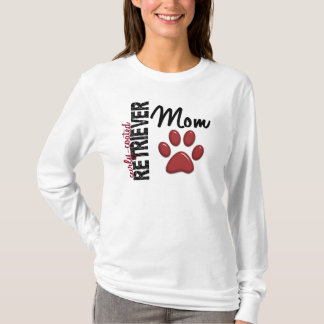 Curly-Coated Retriever Mom 2 T-Shirt