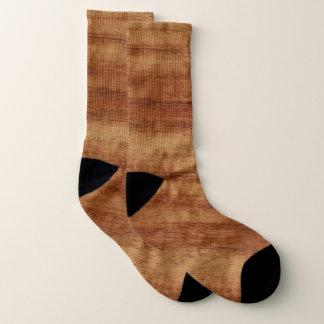 Curly Koa Acacia Wood Grain Look 1