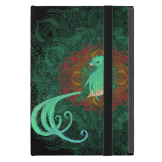 Curly Quetzal Cover For iPad Mini