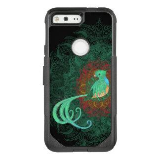 Curly Quetzal OtterBox Commuter Google Pixel Case