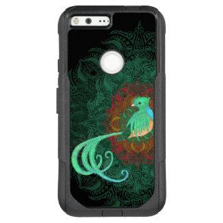 Curly Quetzal OtterBox Commuter Google Pixel XL Case