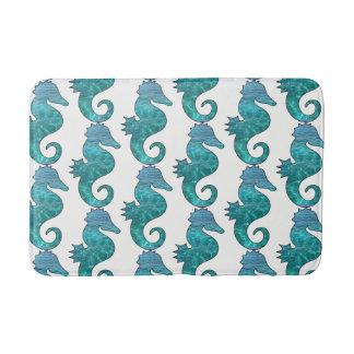 Curly Seahorse Bath Mat
