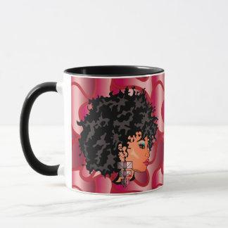"""CURLZ """"LIZA"""" Mug"""