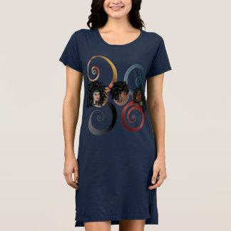 """CURLZ """"THE TRIAD"""" Dress"""