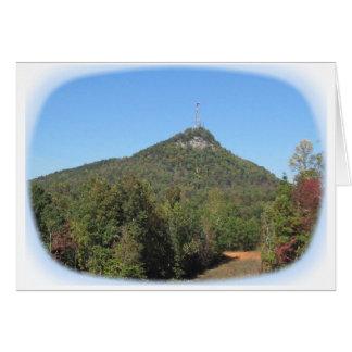 Currahee Mountain Greeting Card